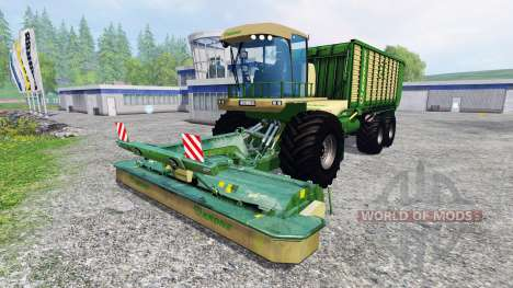 Krone BIG L500 Prototype v1.5 pour Farming Simulator 2015