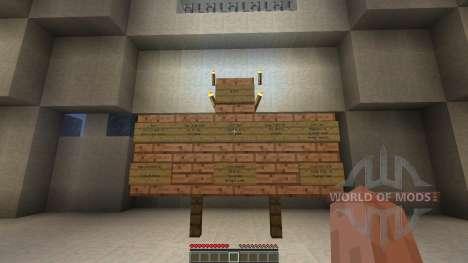 Sky Fights für Minecraft