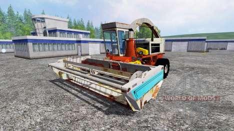 KSK-100A für Farming Simulator 2015