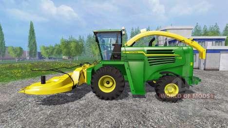 John Deere 7180 pour Farming Simulator 2015