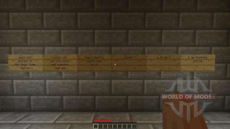 The Stone Tower Parkour für Minecraft