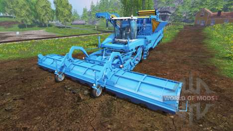 Grimme Tectron 415 v1.2 pour Farming Simulator 2015