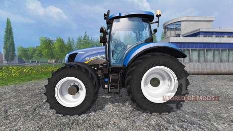 New Holland T7.210 pour Farming Simulator 2015