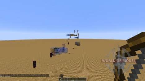Fence Jumping für Minecraft