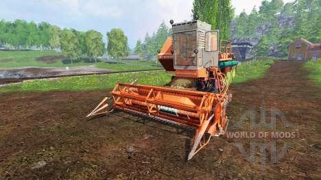 Jenissei-1200 v1.0 für Farming Simulator 2015