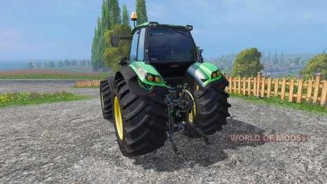Deutz-Fahr Agrotron 7250 NOS Hardcore v3.0 für Farming Simulator 2015