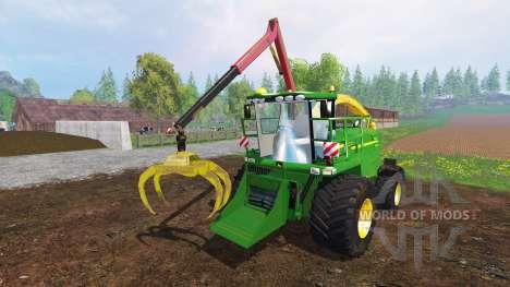 John Deere 7950 [crusher] v2.0 für Farming Simulator 2015