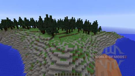 Pine Forest pour Minecraft