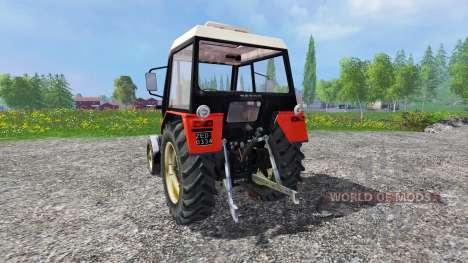 Zetor 7211 für Farming Simulator 2015