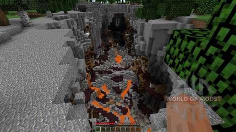 Orc Mines für Minecraft