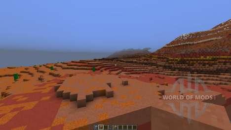 RedMountain pour Minecraft