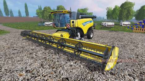 New Holland CR10.90 [pack] für Farming Simulator 2015