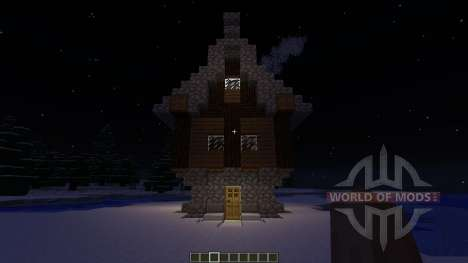 Nordic House pour Minecraft
