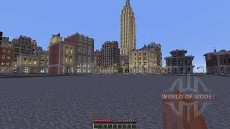 New York City 1930s für Minecraft