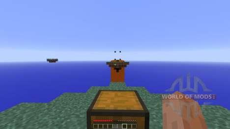 SkyBlock Survival für Minecraft