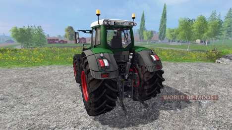 Fendt 924 Vario v3.1 pour Farming Simulator 2015