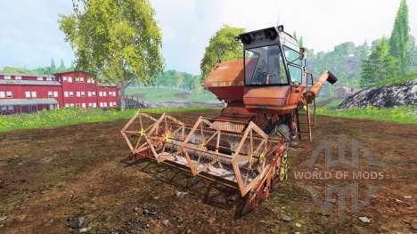 SK-5 Niva [Bearbeiten] für Farming Simulator 2015
