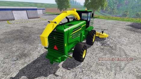 John Deere 7180 v1.1 pour Farming Simulator 2015