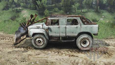 ZIL Mongo v1.1 pour Spin Tires