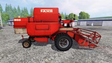 Fahr M66 [twinwheels] für Farming Simulator 2015