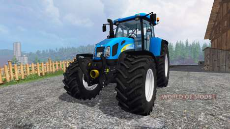 New Holland T7550 v3.1 pour Farming Simulator 2015
