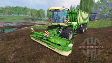 Krone BIG L500 Prototype v2.0 pour Farming Simulator 2015