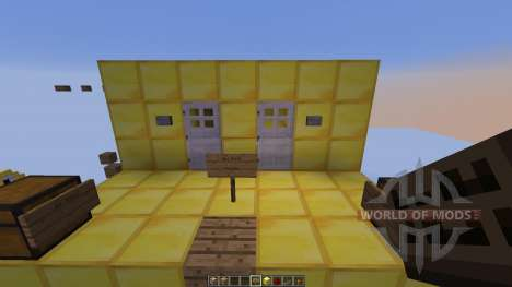 Skymine Parkour pour Minecraft