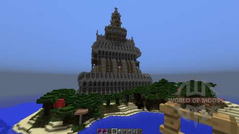 Cathedral First Try pour Minecraft