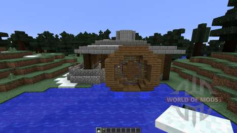 Frozen Haven pour Minecraft