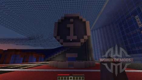 Moblympics Zombie Racing für Minecraft