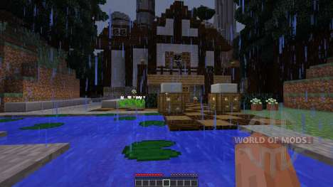 THE TOWERS OF MYSTERIA pour Minecraft