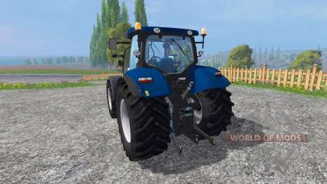 New Holland T7.270 blue power v1.1 pour Farming Simulator 2015