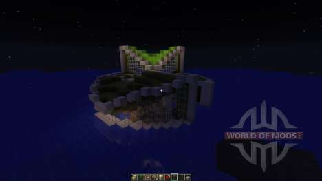 lilly pad pour Minecraft