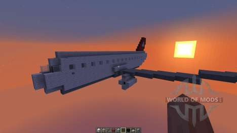 Turkish Airlines pour Minecraft
