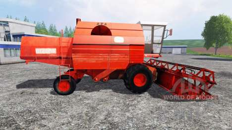 Bizon Z083 v1.0 für Farming Simulator 2015