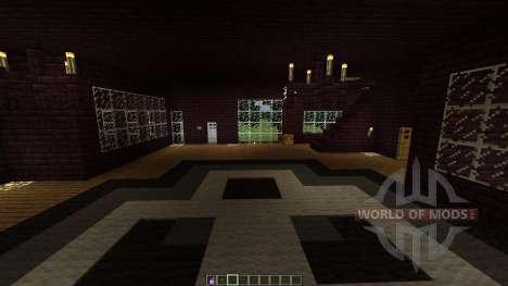 Infernal house MEGA Planet pour Minecraft