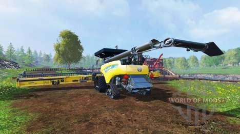 New Holland CR10.90 [crawler] v3.0 pour Farming Simulator 2015
