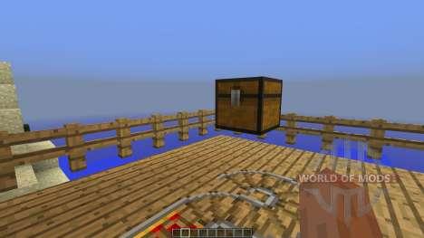 Rollercoaster TyCraft pour Minecraft