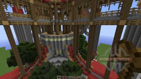 Free Spawnbuilding pour Minecraft