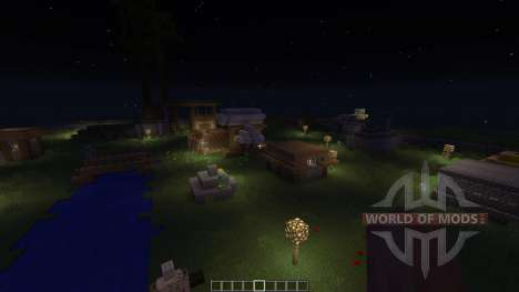 Airnd City of death and darkness für Minecraft