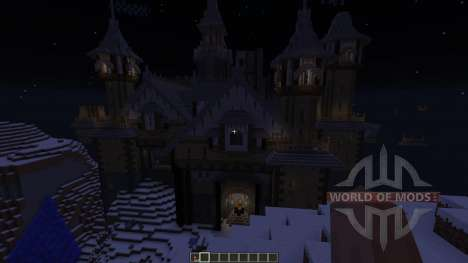 Castle on the White Lake für Minecraft