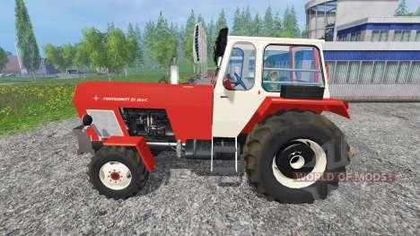 Fortschritt Zt 303C für Farming Simulator 2015