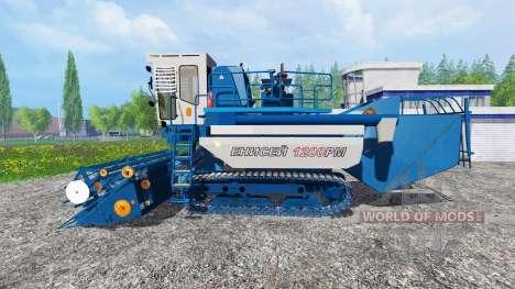 Ienisseï-RM 1200 pour Farming Simulator 2015