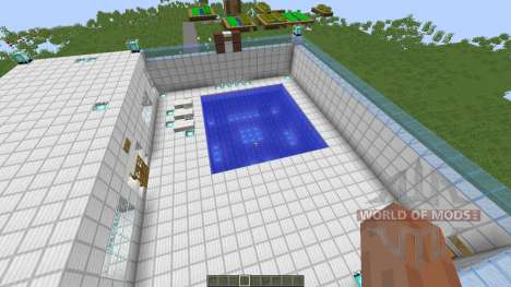Swimming Pool für Minecraft