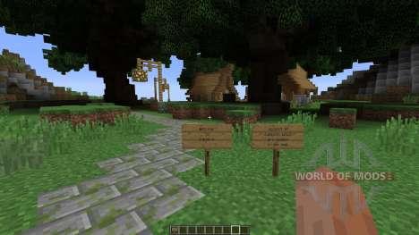 Guldoria Medieval pour Minecraft