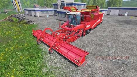 Grimme Tectron 415 [pack] pour Farming Simulator 2015