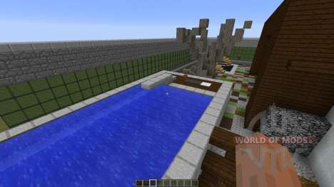 E A Modern Mansion für Minecraft