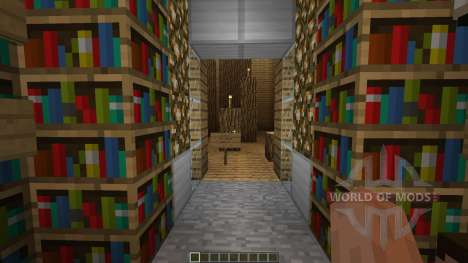 Mission Impossible pour Minecraft
