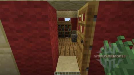 A Small Roman Domus für Minecraft