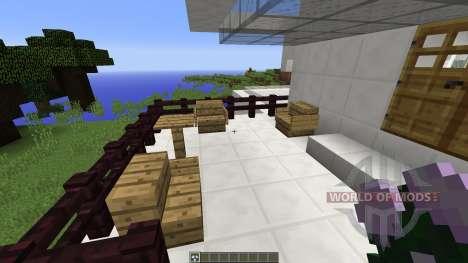 Dragon Eye House für Minecraft